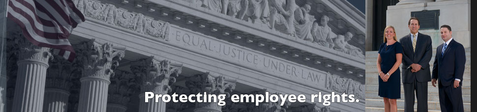 Protecting employee rights.